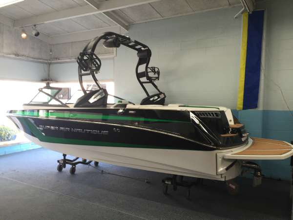 2016 Nautique 210 SUPER AIR