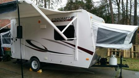 2012 Starcraft LAUNCH 16RB