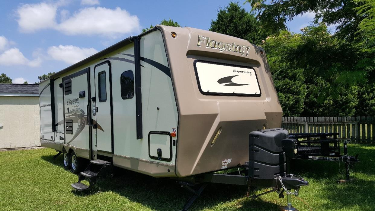 2016 Forest River FLAGSTAFF SUPER LITE 26RBSSA