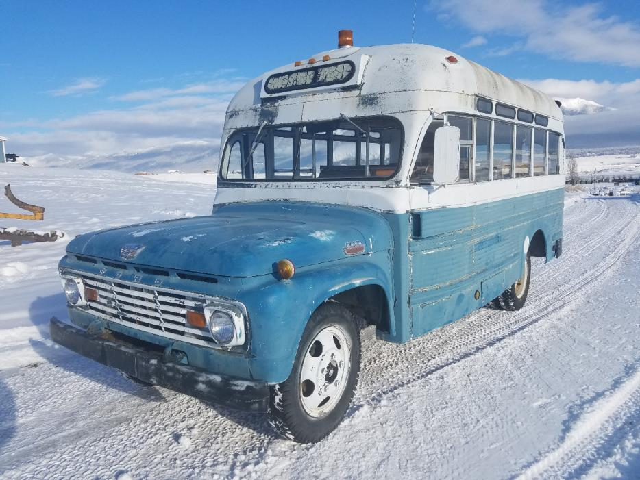 1963 Ford MID SIZE BUS