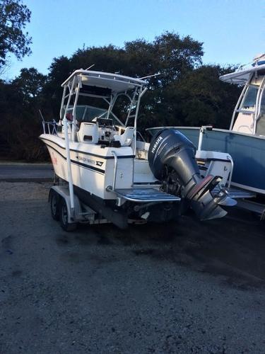 1987 Grady White Seafarer 228