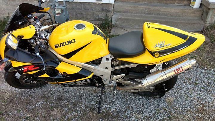2003 Suzuki TL100RK