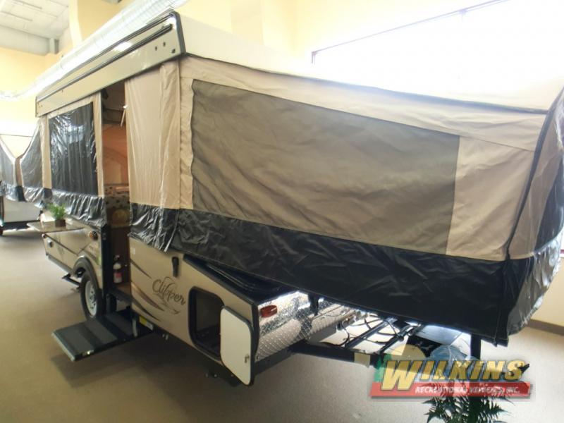 2017 Coachmen Rv Clipper Camping Trailers 125ST Sport