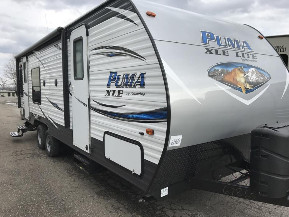 2017 Palomino Puma XLE 25RSC