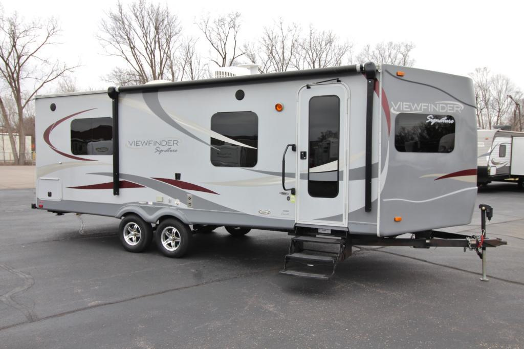2014 Cruiser Rv View Finder 24SD