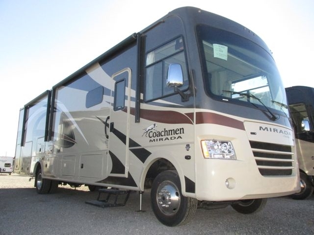 2018 Coachmen MIRADA 35kb