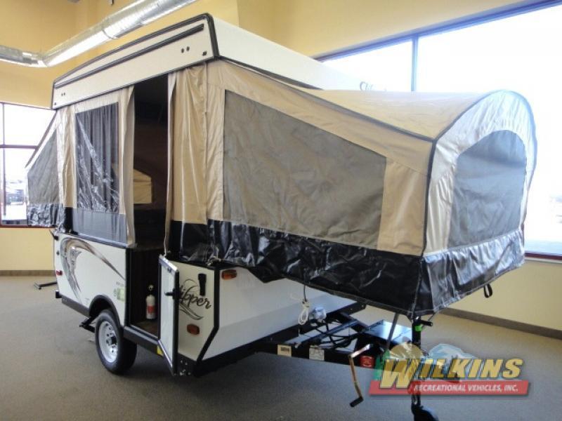 2017 Coachmen Rv Clipper Camping Trailers 806 LS
