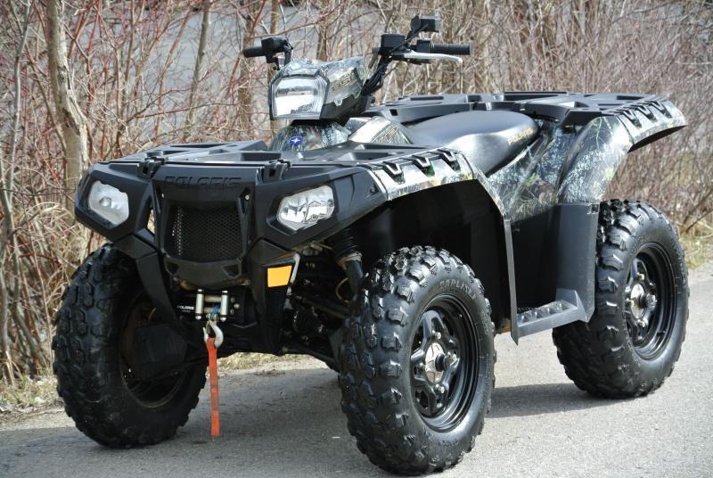2009 Polaris Sportsman 850 Xp Efi Eps