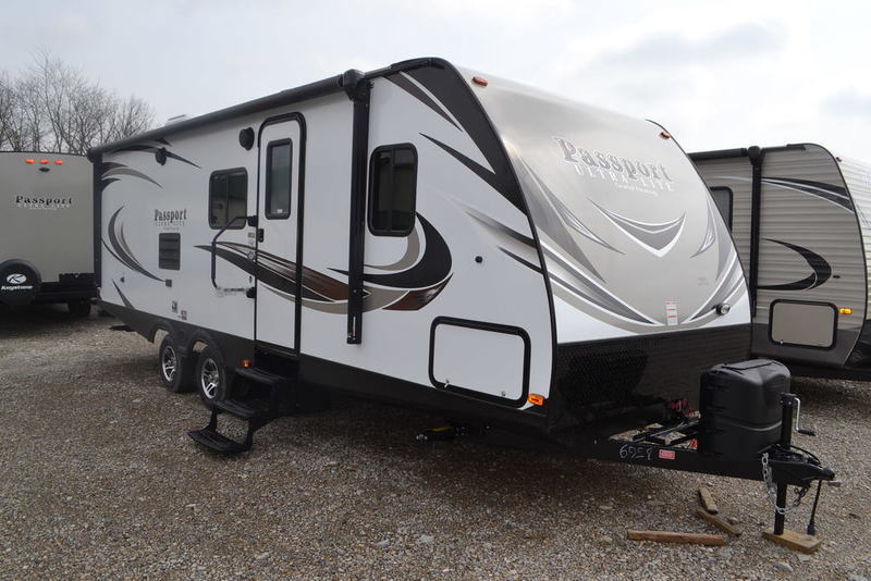 2017 Keystone Rv Passport Grand Touring 2510RB