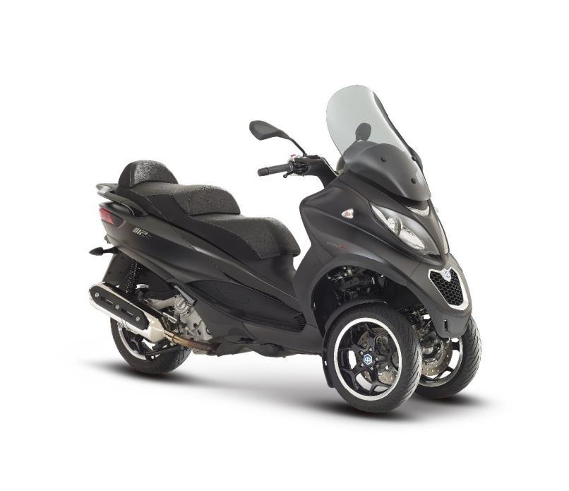 2016 Piaggio MP3 500 Sport ABS (Black)