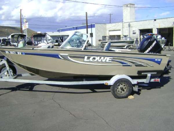 2006 Lowe FS165