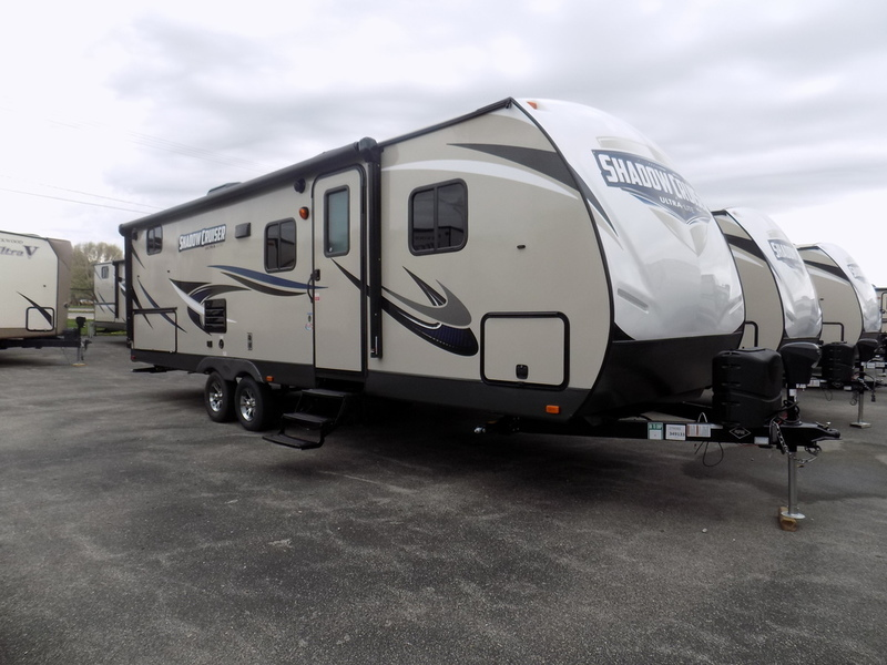 2018 Cruiser Rv SHADOW CRUISER 279DBS