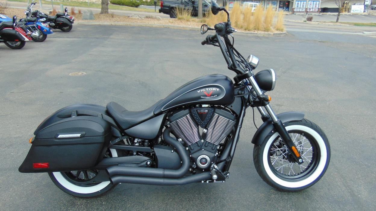 Victory High Ball Motorcycles For Sale In Colorado