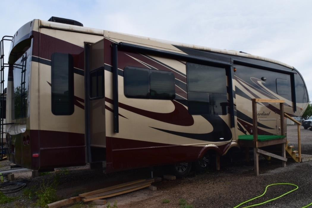 2012 Forest River CARDINAL 3550RL