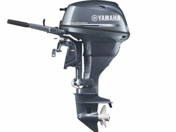 2015 Yamaha Marine F25
