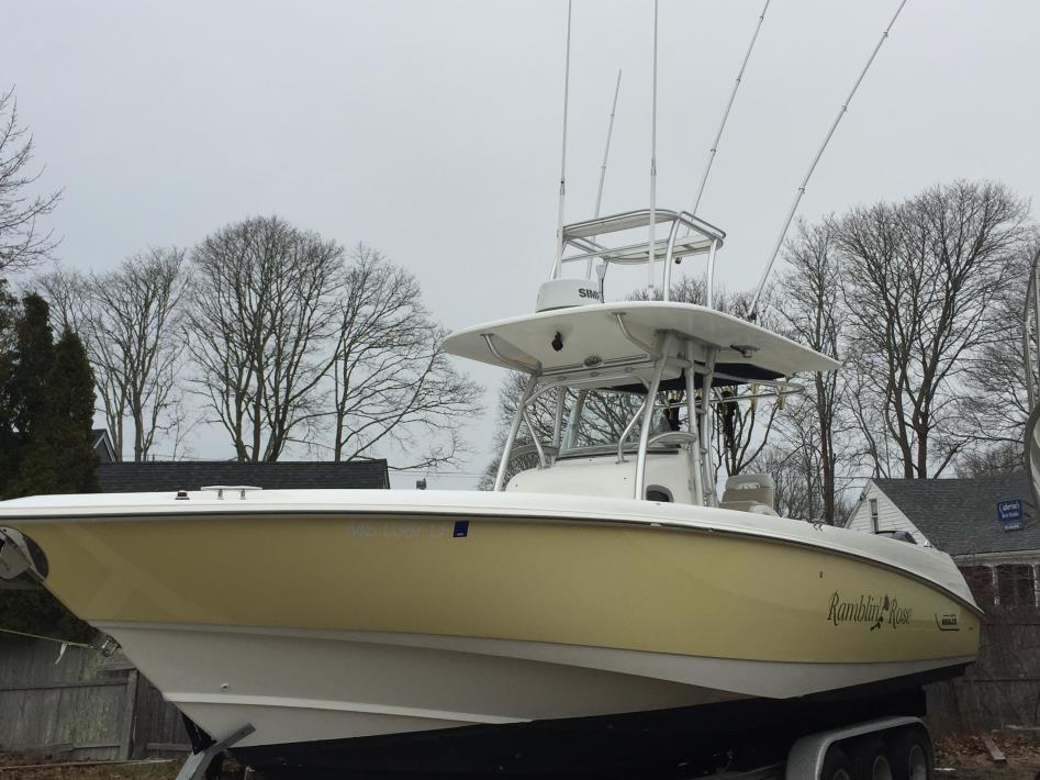 2004 Boston Whaler 320 Outrage