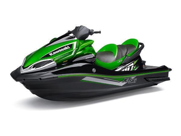 2017 Kawasaki Ultra 310LX