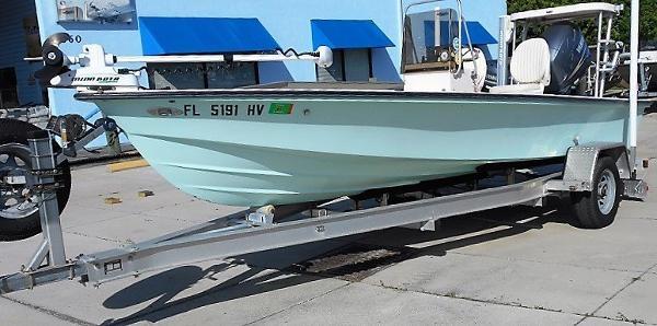1992 Maverick Boats 18.5 Master Angler