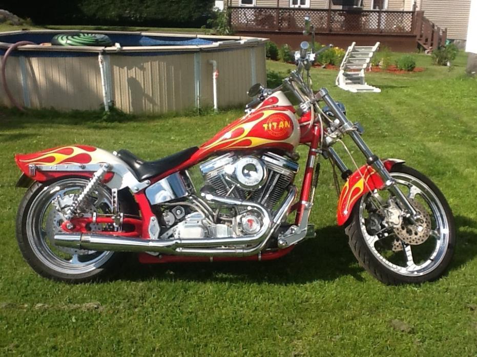 1999 Titan Motorcycle Co. SIDEWINDER RM