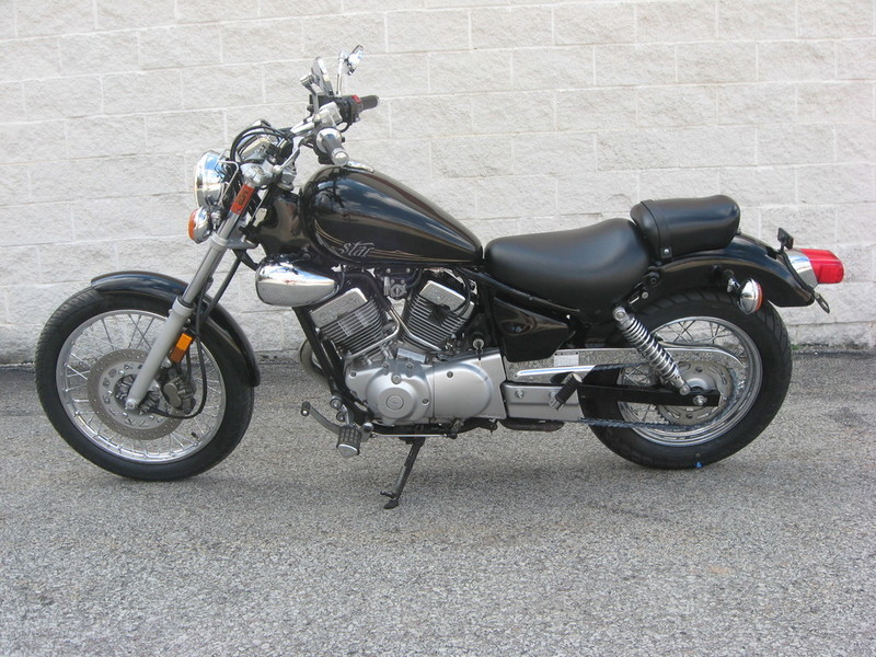 Yamaha v star 250 motorcycles for sale in pennsylvania for Yamaha v star 250 for sale