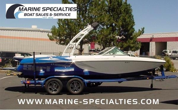 2016 Sanger Boats 215SX