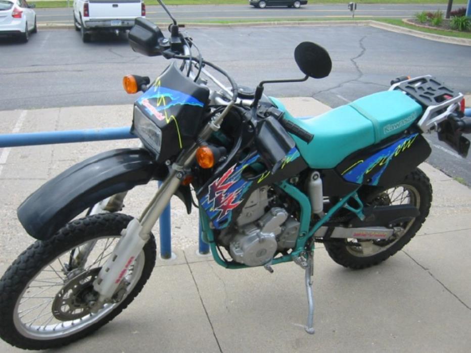 1993 Kawasaki KLX 650