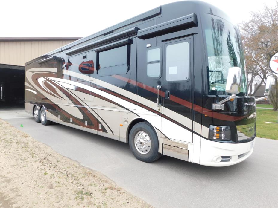 2016 Newmar MOUNTAIN AIRE 4519