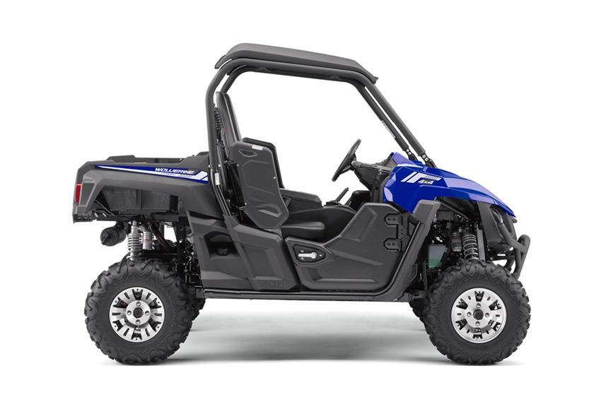 2017 Yamaha Motor Corp., Usa Wolverine R-Spec EPS