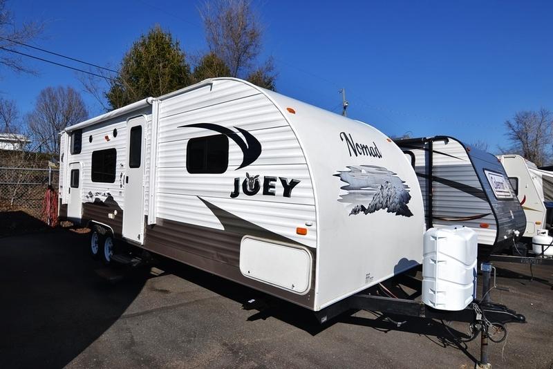 2012 Nomad Joey JOEY 268