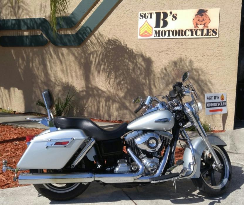 2012 Harley-Davidson Dyna FLD Switchback
