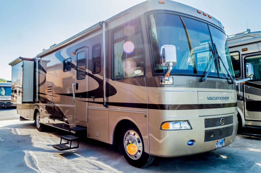 2004 holiday rambler rvs for sale in weatherford texas for Holiday rambler motor homes
