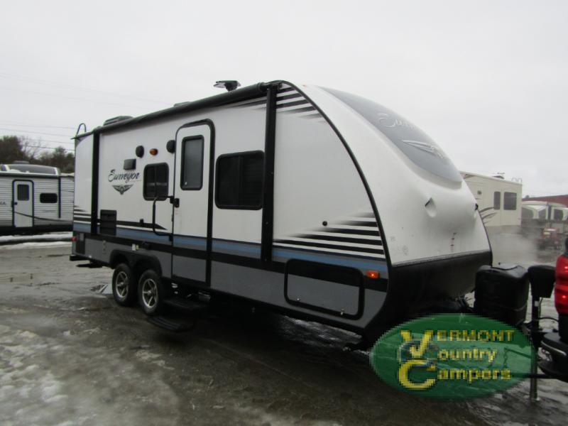 2018 Forest River Rv Surveyor 201RBS