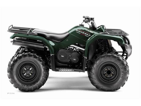 2011 Yamaha Motor Corp., Usa Grizzly 350 Auto. 4x4 IRS