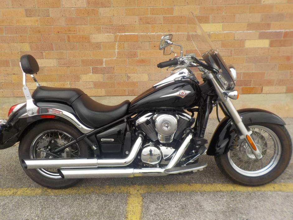 Kawasaki Vulcan 900 Motorcycles For Sale In San Antonio Texas