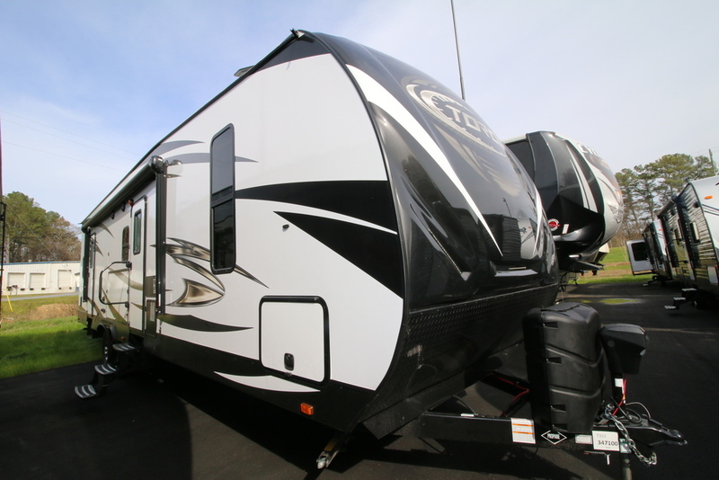 2017 Heartland Rv TQ322