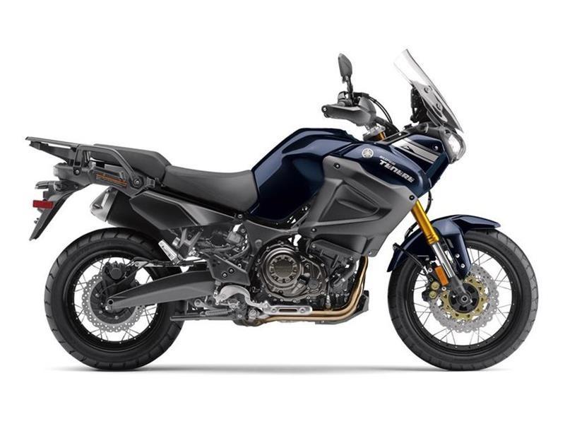 2017 Yamaha Motor Corp., Usa Super Ténéré ES