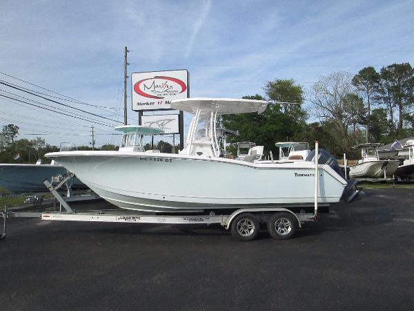 Tidewater boats for sale in north carolina for Tidewater 230 for sale