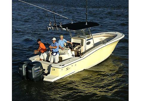 2006 Scout Boats 260 Sportfish