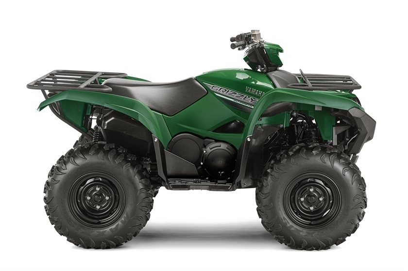 2016 Yamaha Motor Corp., Usa Grizzly