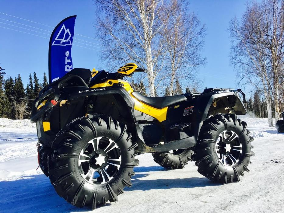 2015 Can-Am OUTLANDER 1000 XMR