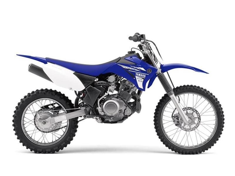2017 Yamaha Motor Corp., Usa TT-R125LE
