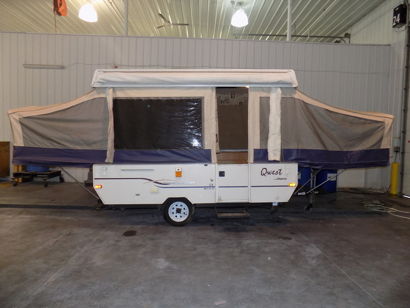 Campers For Sale In Mn >> 2003 Jayco Quest RVs for sale