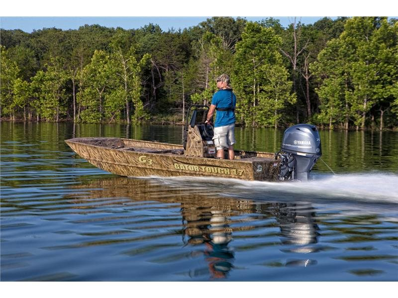 2017 G3 BOATS Gator Tough 17 CC