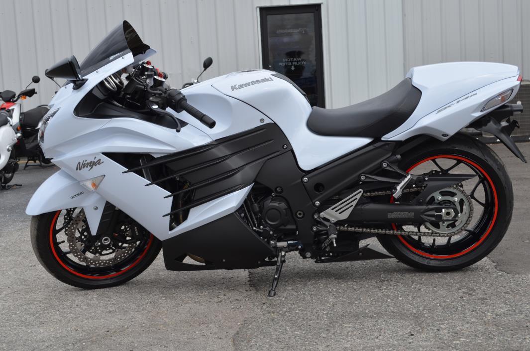 2013 Kawasaki Zx14 Motorcycles for sale