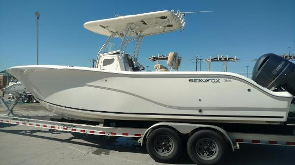 2015 Sea Fox 266 Commander