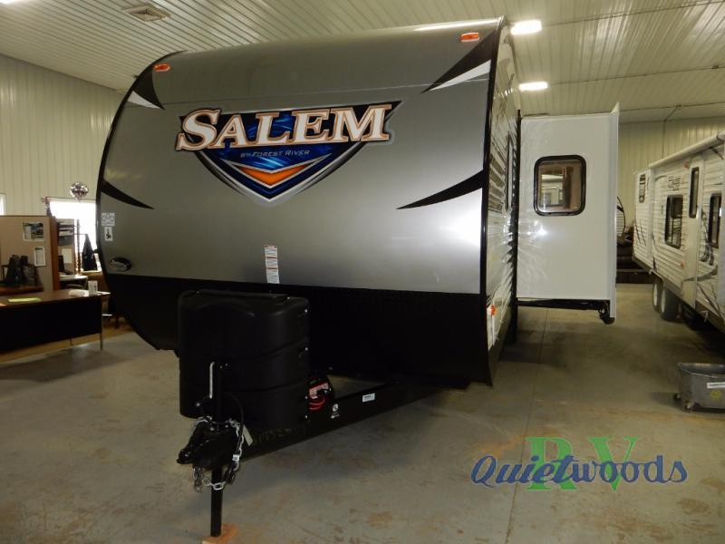 2018 Forest River Rv Salem 26TBUD