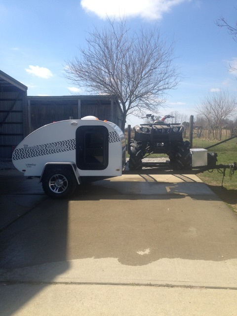 2013 Little Guy OFF ROAD 6 WIDE ROUGH RIDER