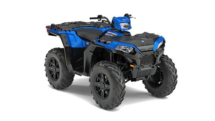 2017 Polaris Sportsman 850 SP