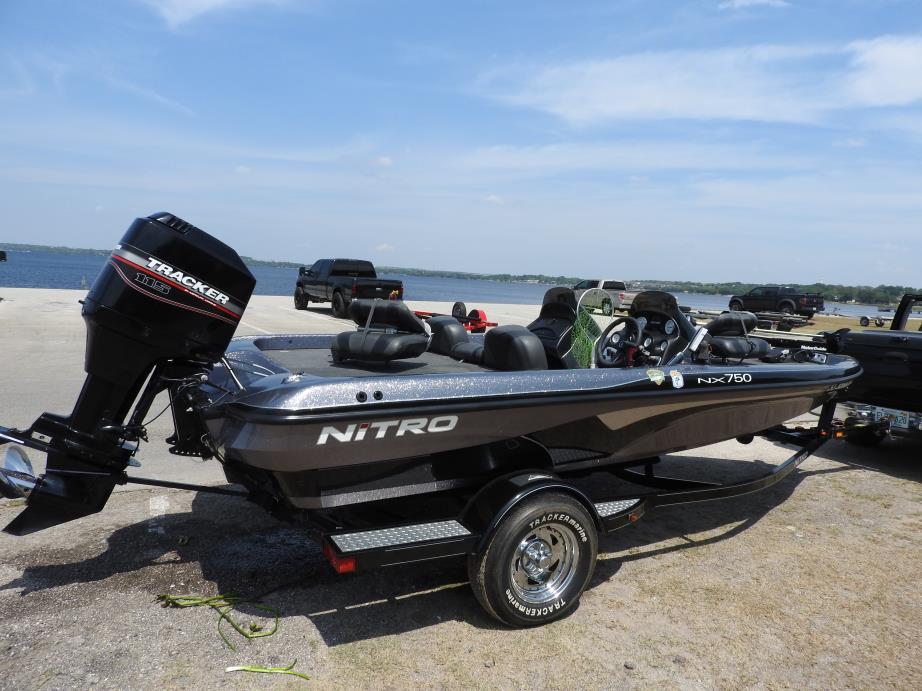2004 Nitro NX750DC
