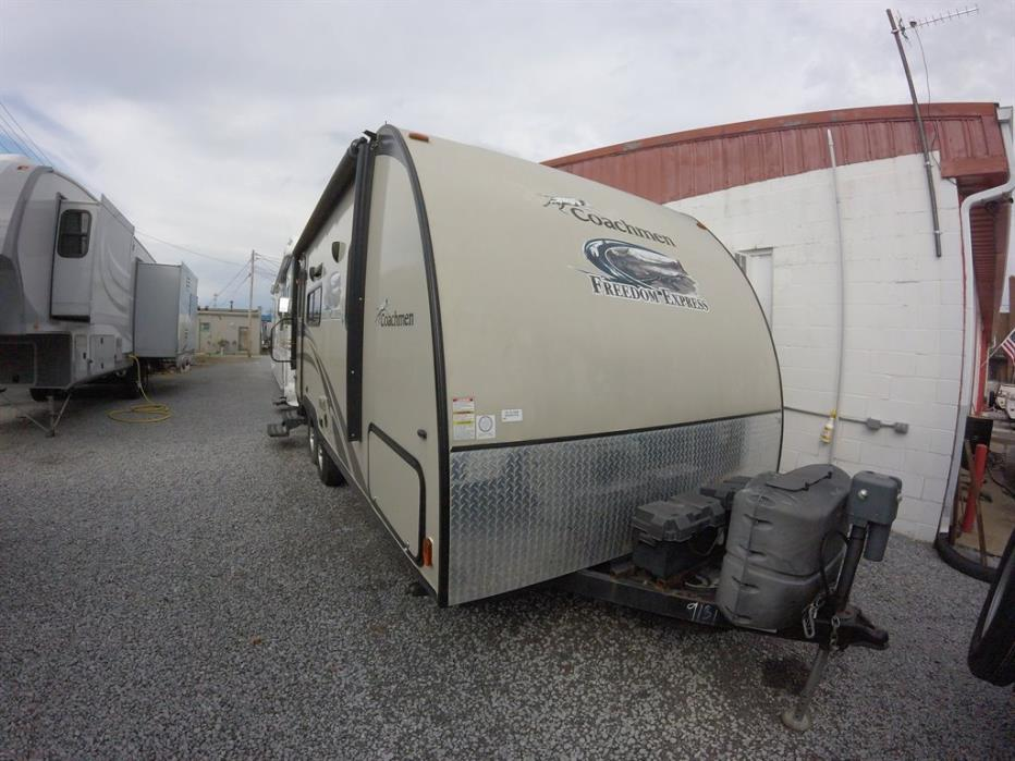 2013 Coachmen Freedom 192rbs